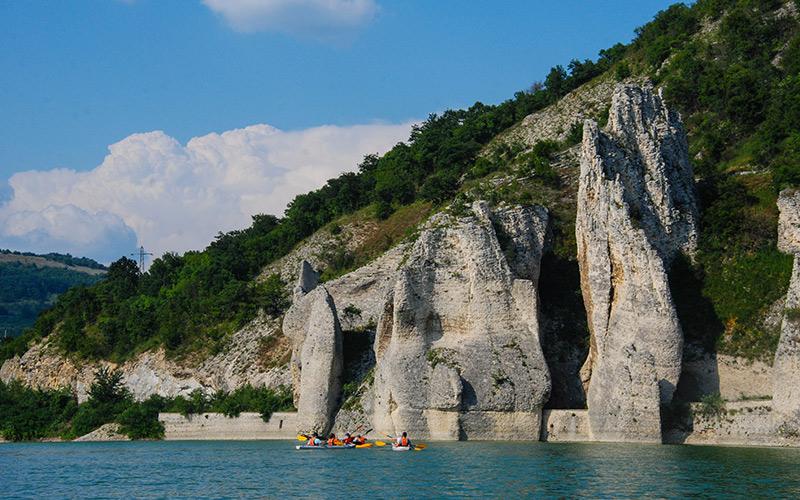Tsonevo Kayaking day