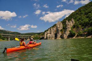 2 days ultimate kayaking tour