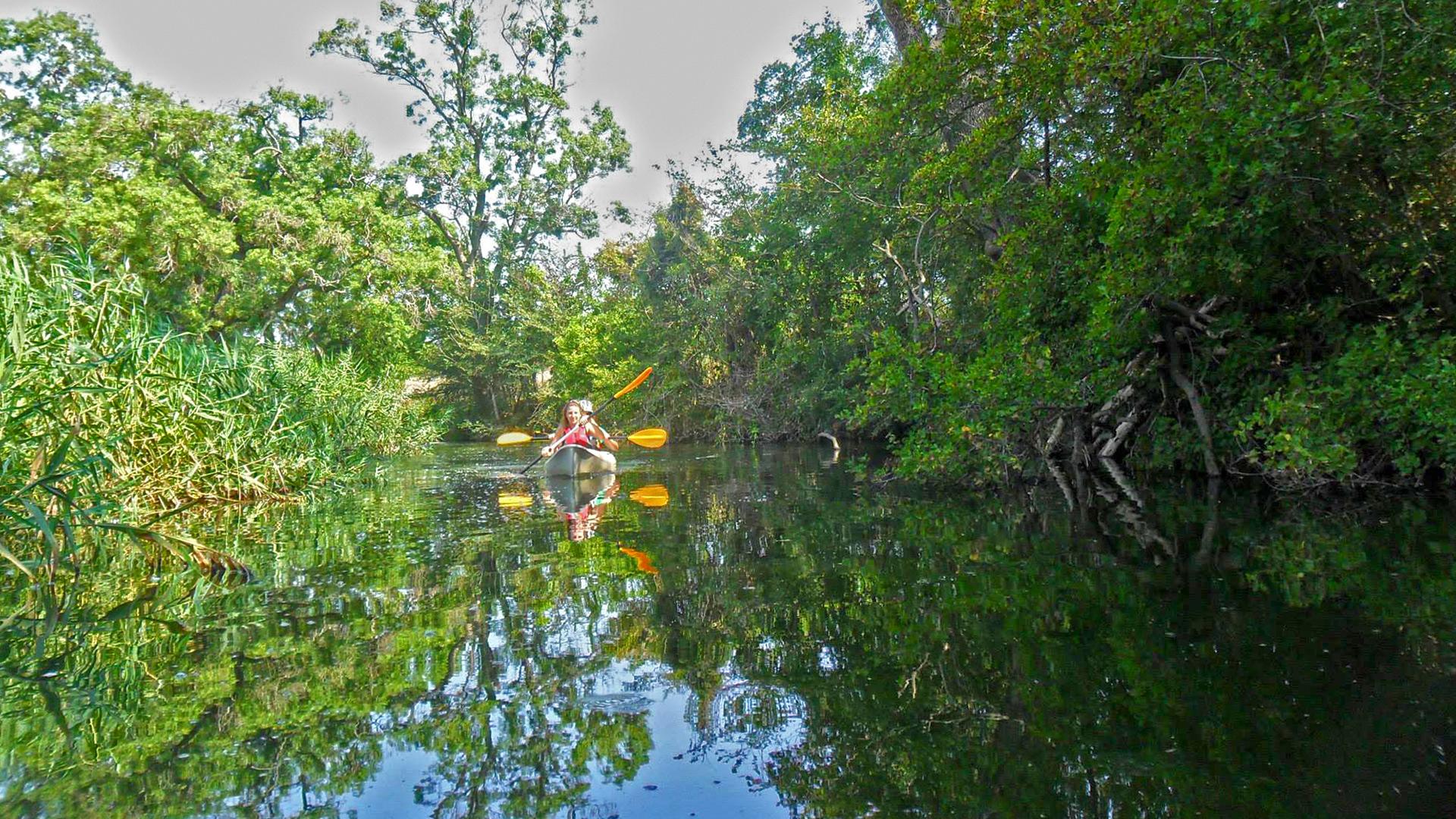 Kayaking Karaagach Bulgaria