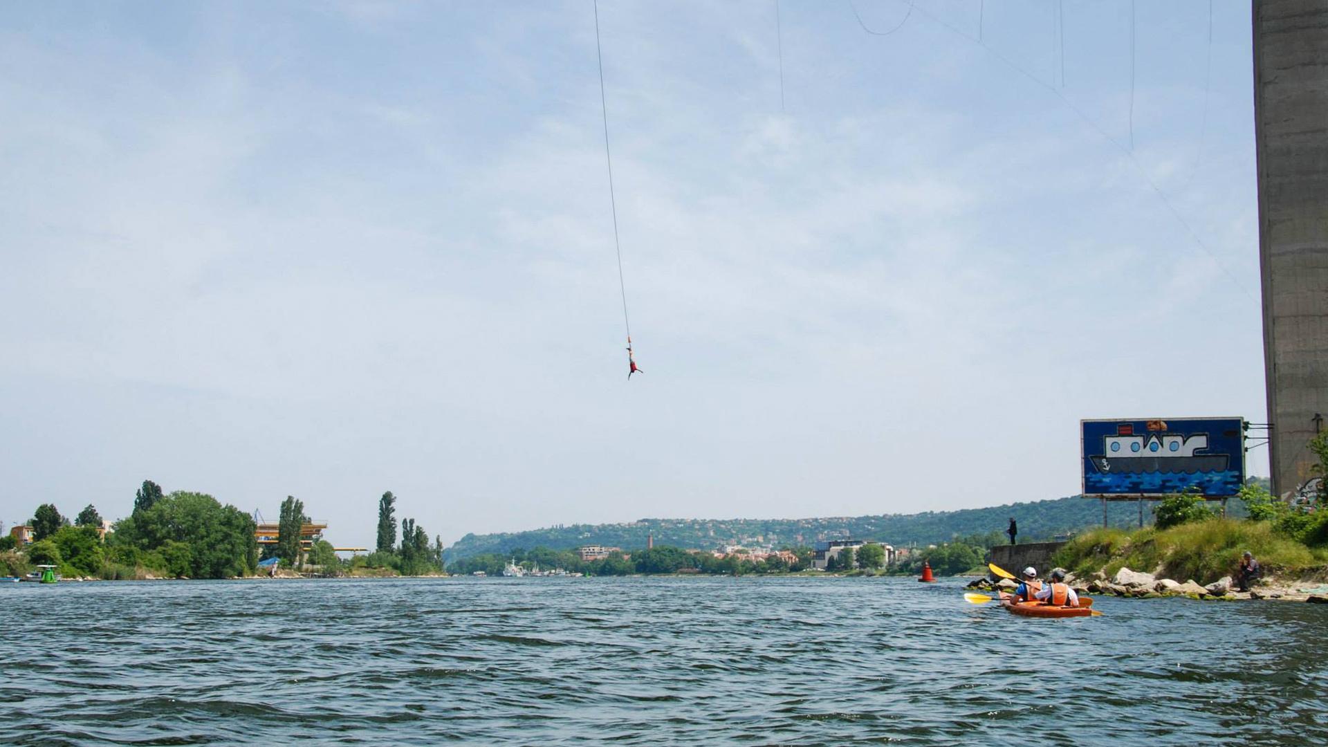 Varna lake Kayaking tour