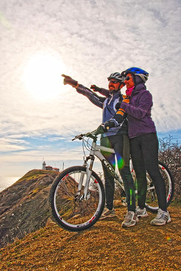 Biking Irakli Bulgaria