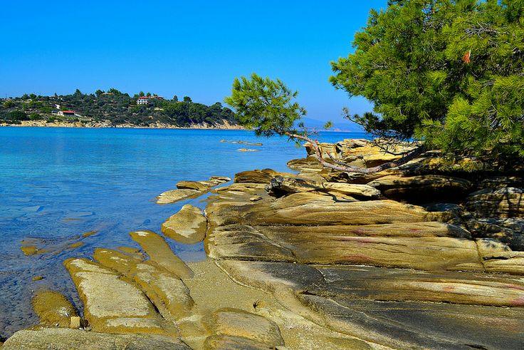 kayaking Dipaporos Greece