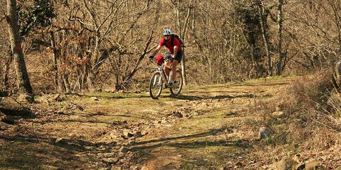 Biking Ropotamo Bulgaria
