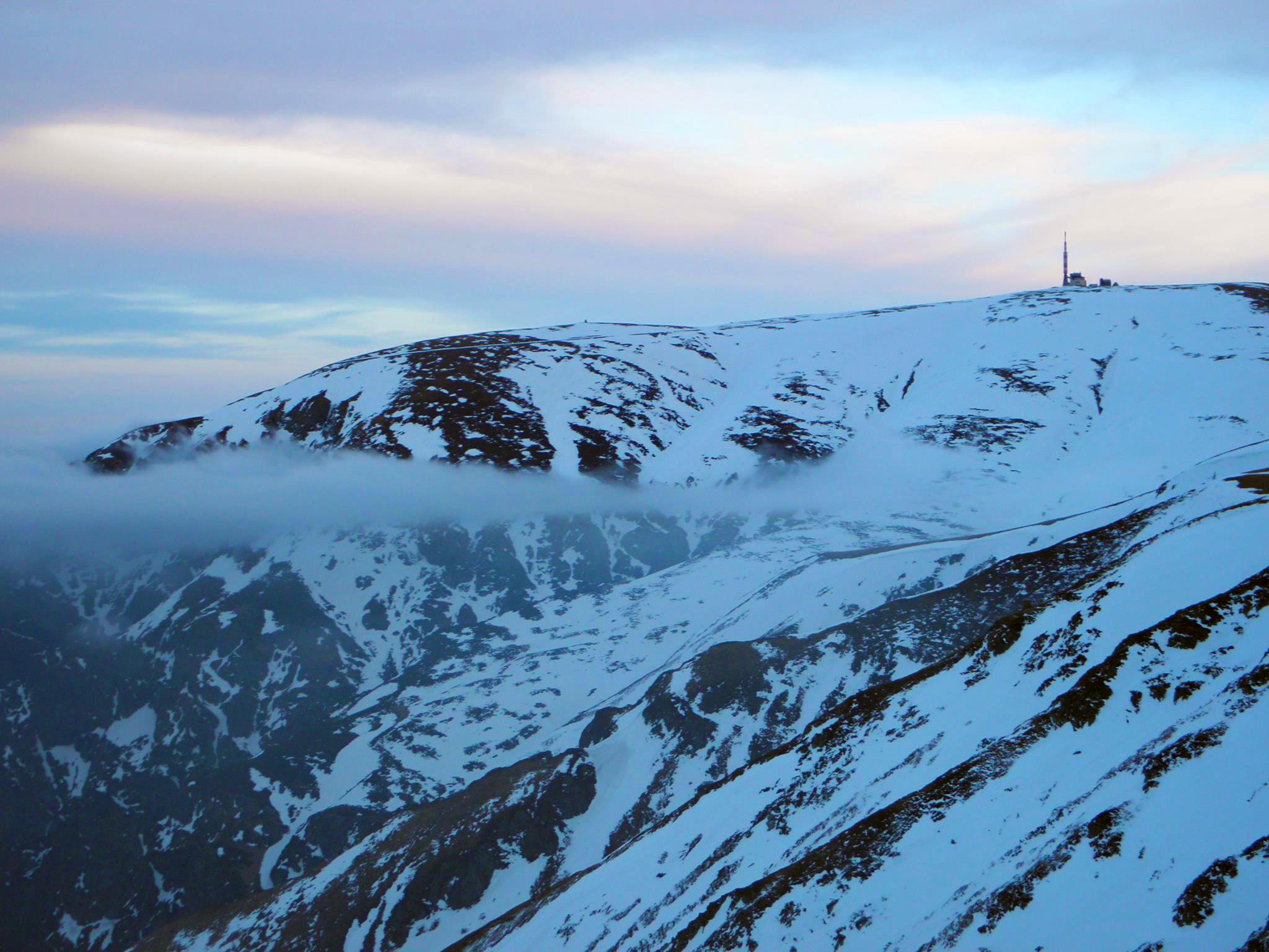 Trekking Botev peak