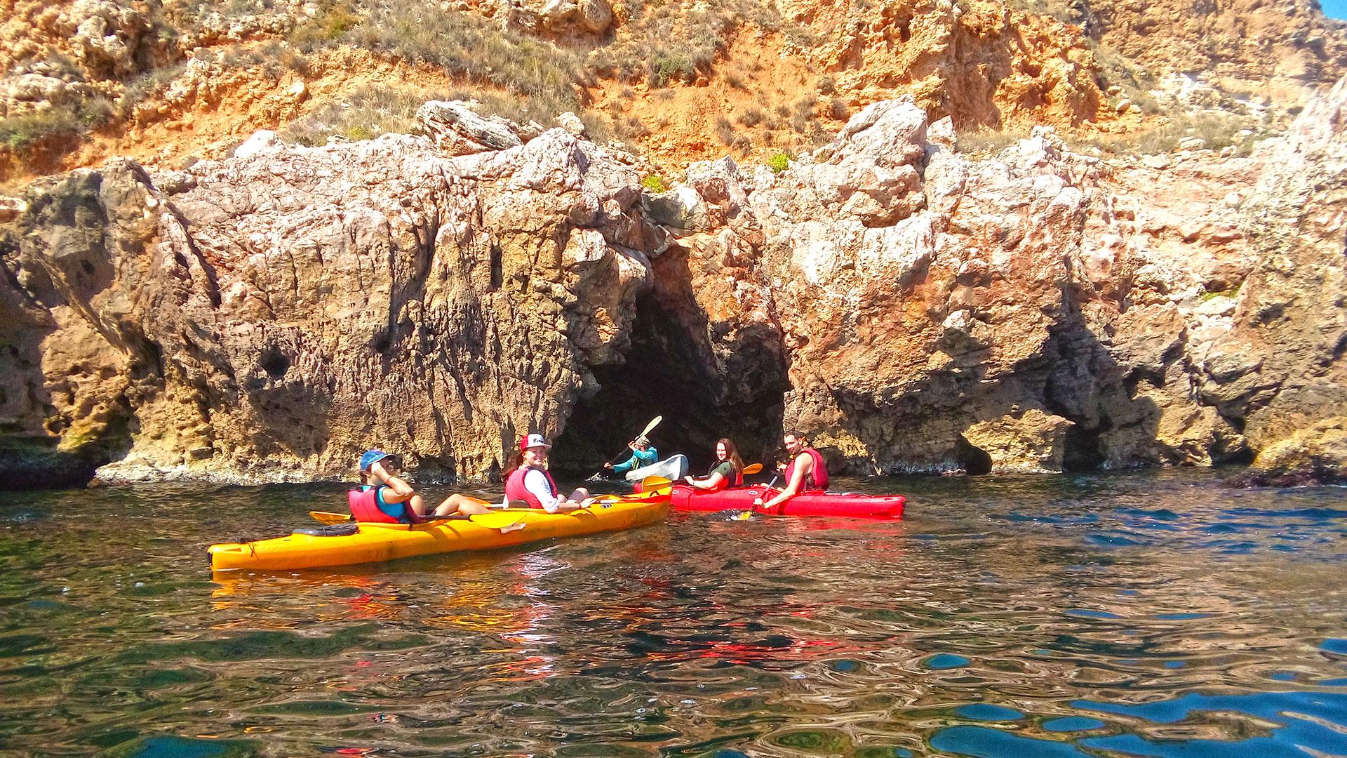 Kaliakra Cape Kayaking Bulgaria