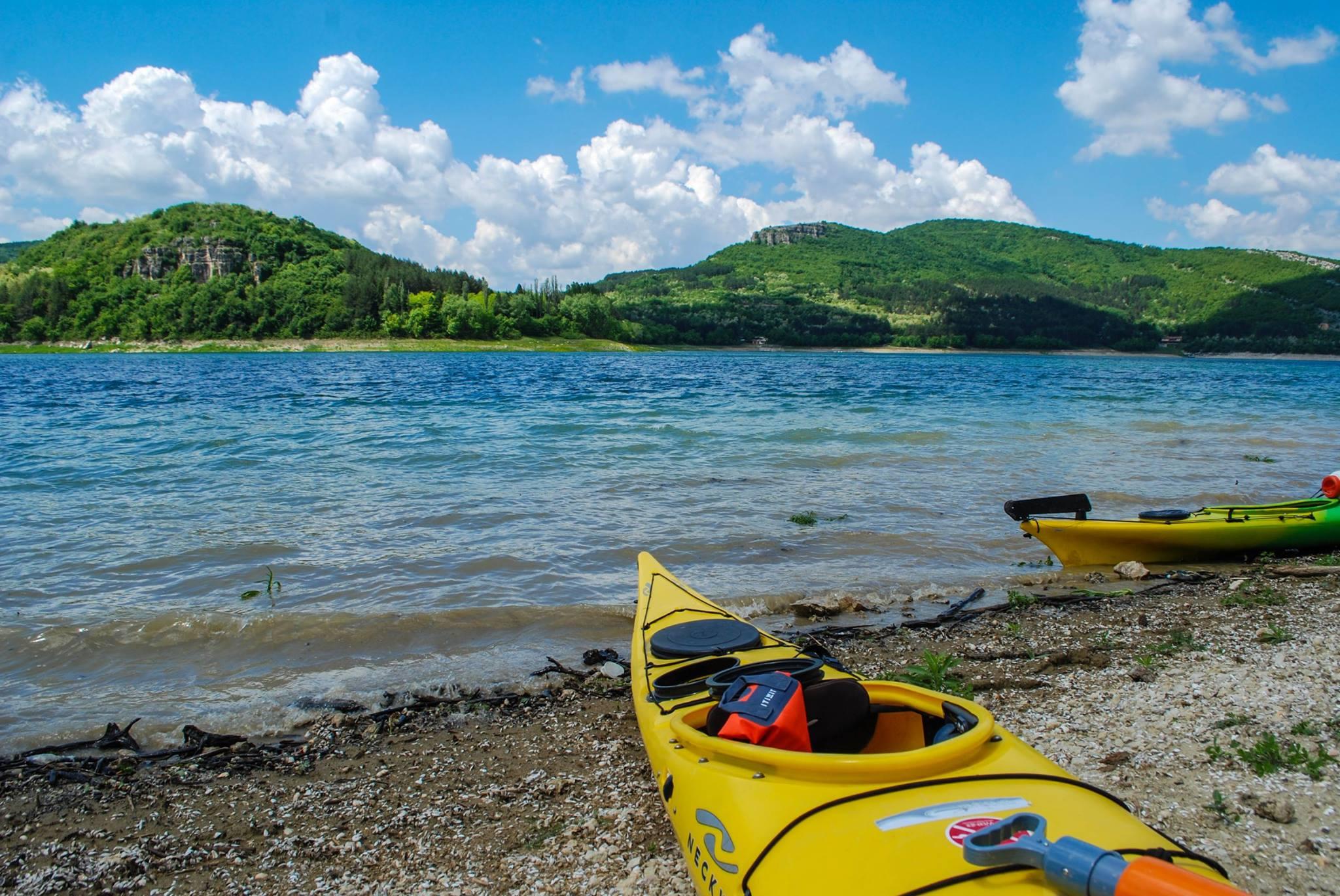 Kayaking Stamboliiski