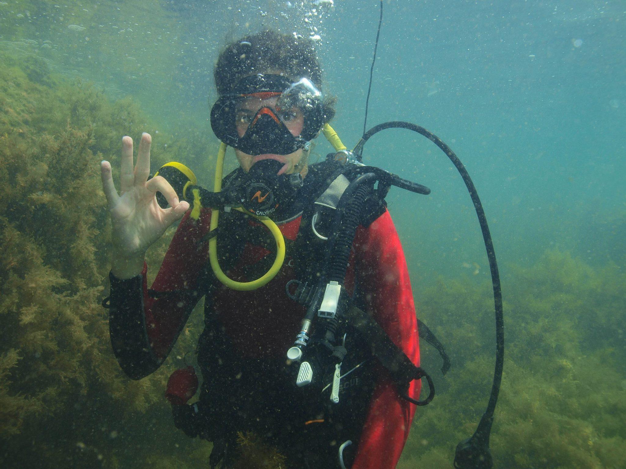 guided diving Bulgaria