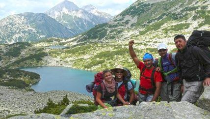 Pirin Bezbog Bulgaria trekking
