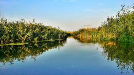 Езерото Комана
