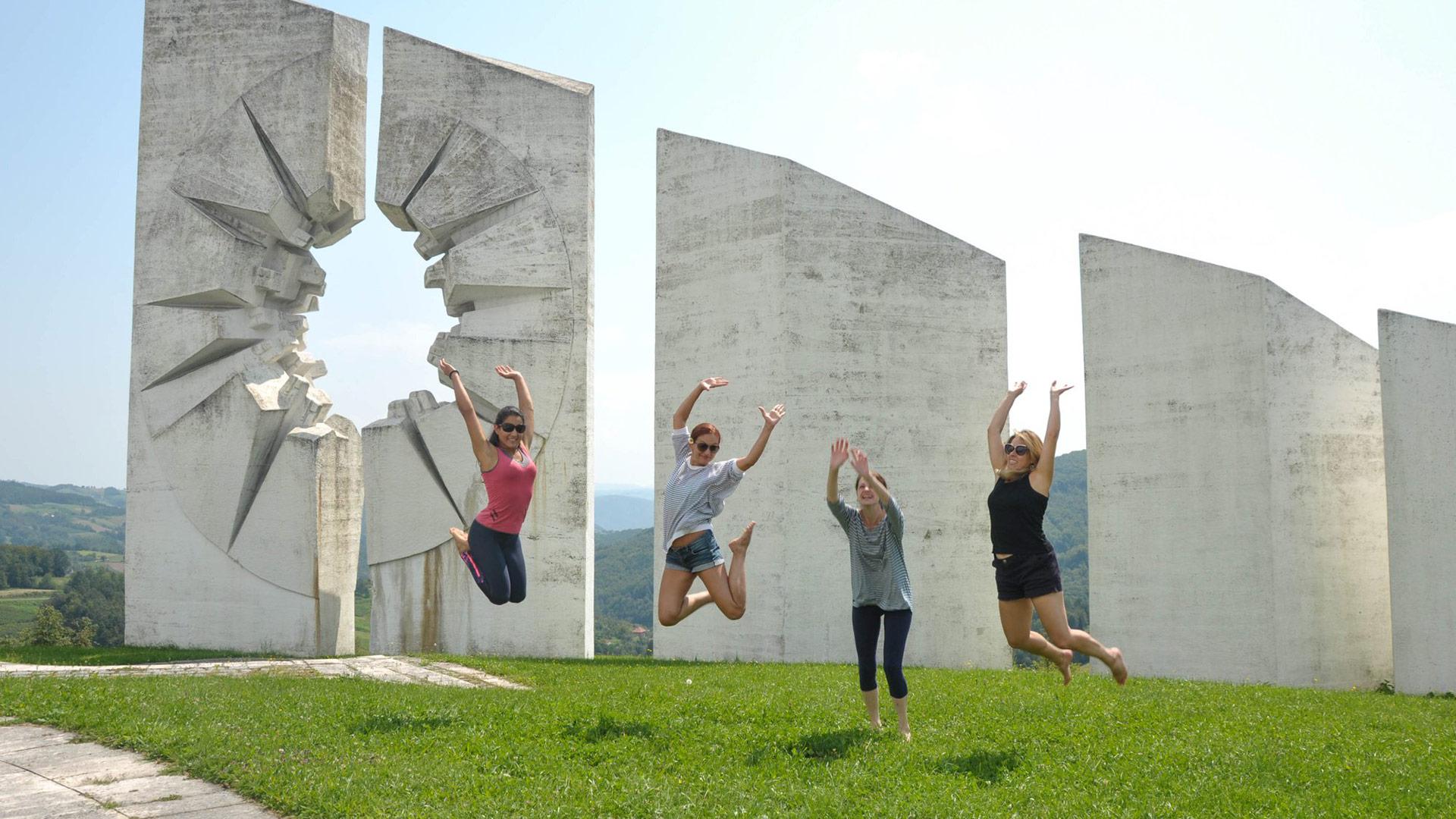 Приключения в Сърбия